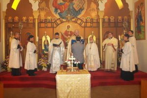 Easter Sunday - Byzantine Liturgy